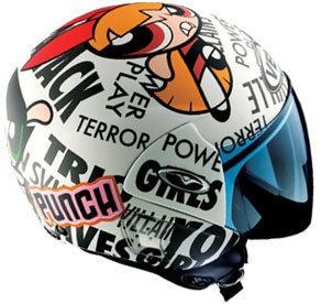 Powerpuff Girls Helmet