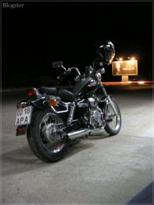 Honda Rebel CA125